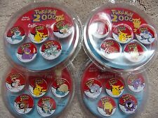 POKEMON 2000 Collector Pins from Nintendo Very Rare Sydney Exclusive
