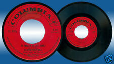 Philippines FRANK SINATRA The Things We Did Last Summer 45 rpm Record
