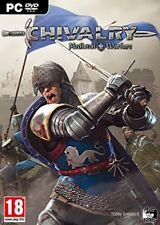 DEGLI EROI: - guerra medievale condotta (PC DVD) Nuovo e Sigillato