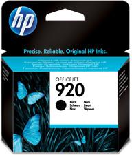 HP 920 negro Original Genuine Ink Inkjet Cartridge (CD971AE)