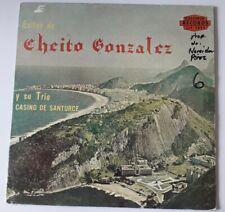 Cheito Gonzalez Casino De Santurce  COLONIA RECORDS CLP-2023 LP VG #2687