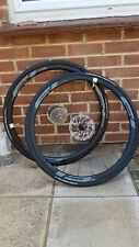 Giant SL 0 Disc Wheels, 28 mm GP4000S2 Tyres, Discs, Skewers, 11 speed cassette