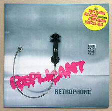 REPLICANT * RETROPHONE * UK LIMITED 13 TRK CD * MARC ALMOND * BOY GEORGE