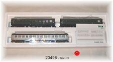 Trix HO 23498 Personenwagen-Set der DB.3-teilig #NEU in OVP#