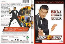 JOHNNY ENGLISH (2003) dvd ex noleggio