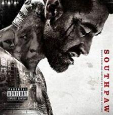 SOUTHPAW Soundtrack CD BRAND NEW Eminem Slaughterhouse Weeknd 50 Cent Denaun