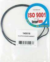 also 400E // 400S // 400ES TopendGaskets brand Clutch Cover O-Ring Gasket Replacement for Suzuki DRZ 400 2001-2005