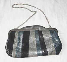 Cocktail Metal Vintage Bags, Handbags & Cases