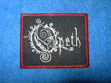 `OPETH ` SEW OR IRON ON PATCH