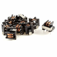 10 Pcs UF10.5 Common Mode Line Filter Inductor 15MH 0.5Ohm  Coil