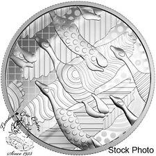 Canada 2016 $30 Pop Art Celebrating the Canada Goose Silver Coin