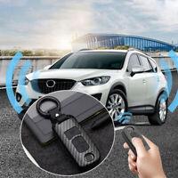 Luxury Carbon Fiber Remote Key Fob Case Shell For Mazda 3 5 6 CX5 CX3 CX7 CX9 MX