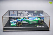 1:43 Minichamps PMA - Benetton Ford B 193 B / M. Schumacher Collection //1F_894
