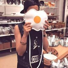 FD3006 Korea Poached Egg Shoulder Bag Crossbody Messenger Handbag Clutch Bag