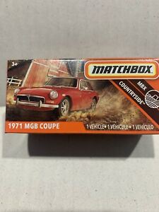 Matchbox Power Brabs 1971 Mgb Coupe