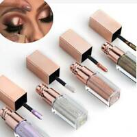 NEW Liquid Eyeshadow Waterproof Long Lasting Shimmer Metallic Glitter Eye Shadow