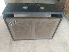 1980 Fender Twin Reverb, Super Twin Reverb  CABINET AND GRILL.   GOOD CONDITION.