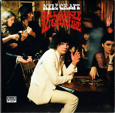 KYLE CRAFT on FULL CIRCLE NIGHTMARE Album a CD of SOUTHERN ROCK Indie GLAM POP &