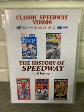 More details for stocking filler: the history of speedway box set, 5 disc, speedway video on dvd
