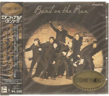 "PAUL MCCARTNEY & WINGS ""Band On The Run"" 1989 Japan Eternity Gold CD sealed"