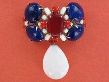 Wonderful Red, White and Blue SCHREINER Pin  (PN1264)