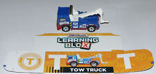 Matchbox LEARNING BLOX T-Tow Truck Urban Tow Truck USA 2016 MAN 937 #82C