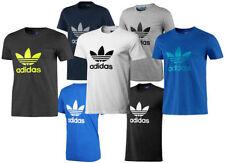 adidas Cotton Crew Neck Regular Size T-Shirts for Men