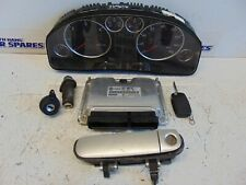 Audi A6 C5 Allroad 99-05 2.5TDI Automatic Estate ECU Kit Set BCM Lock 8E0907401J