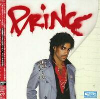 PRINCE-ORIGINALS-IMPORT CD+2 LP WITH JAPAN OBI BONUS TRACK Ltd/Ed R38