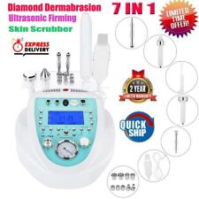 7in1 Hydro Microdermabrasion Gesichtspeeling Spa Diamond Dermabrasion Machine
