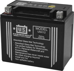 US Powersports Battery For Aprilia RSV 1000 R 2004