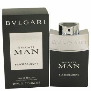 Bvlgari Man Black Cologne by Bvlgari 2 oz Eau De Toilette Spray for Men
