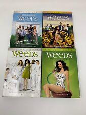 Weeds Box Sets Seasons One through Four 10 Discs