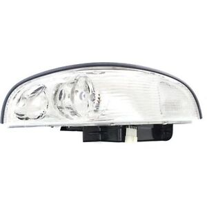 New Headlight (Left) for Buick Park Avenue GM2502160 1997 to 2005