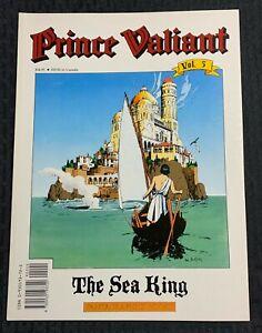 1989 PRINCE VALIANT The Sea King v.5 SC FVF 7.0 1st / Fisherman Collection