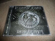 ICHABOD KRANE day of reckoning CD NEU NEW Halloween Sleepy Hollow