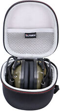 Ltgem For Howard Leight Impact Sport Od And Awesafe Gf01 Electric Earmuff Case,