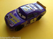 Mattel Disney Cars Kmart Exc Transberry Juice #63 Rubber Tires! See Pics!