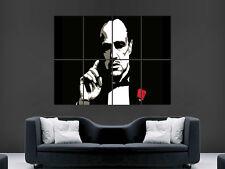 Il PADRINO TV Movie classico di culto muro poster ART PICTURE PRINT GRANDE ENORME