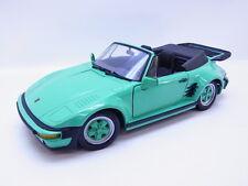 48368 Revell Porsche 911 930 turbo Flat/Slant nose verde la-Cast-maqueta de coche 1:18