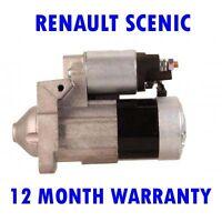 RENAULT SCENIC MK2 MK II 1.5 DCI MPV 2003 2004 2005 - 2015 RMFD STARTER MOTOR