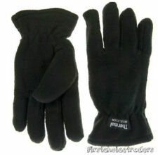 Men/Ladies Thermal Insulated Fleece Lined Warm Winter Gloves