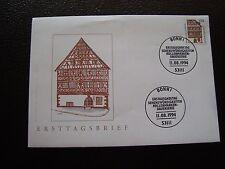 ALLEMAGNE (rfa) - enveloppe 1er jour 11/8/1994 (B8) germany