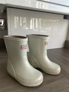 Hunter wellies Infant Size 5