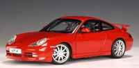 AUTOart Performance RARE RED Porsche 911 GT3 Street Car Red 1/18 scale