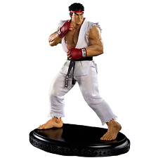 Street Fighter Ryu Mixed Media 1/4 Statue Pop Culture Shock 17 1/2in in Brown