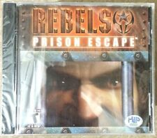 Rebels Prison Escape PC Game, Windows 98/ME/2000/XP, Jewel Case
