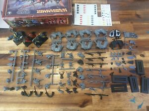 Warhammer - Bretonnian Knights x 8 - some used and some on sprue