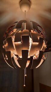 Ikea Lampe Deckenlampe PS 2014     Neuwertiger Zustand
