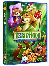 Disney Robin Hood clasico 21 DVD 8717418118891